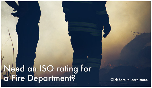 Need an ISO rating for a Fire Department? Click here to learn more.