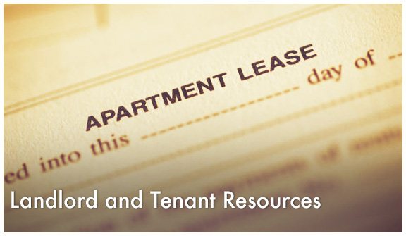 Landlord and Tenant Resources